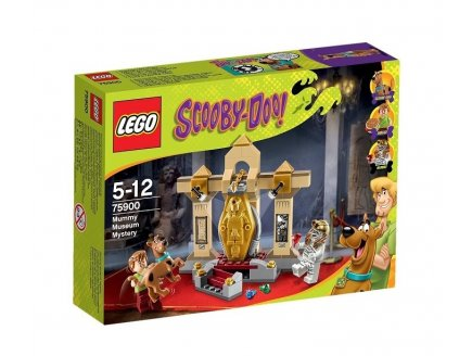 LEGO 75900 Scooby Doo Mystre Du Muse De La Momie