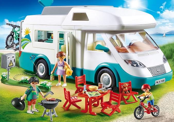 acheter playmobil family fun 70088