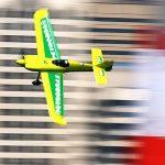 Piloto brasileiro na Red Bull Air Race voa pela primeira vez na competição