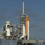 Discovery está pronta para o lançamento da missão STS-131 no dia 5 de abril