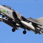 Esquadrão de bombardeiros Tornado da RAF assume novas missões no Afeganistão