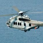 Marinha da França recebe o primeiro helicóptero EC225 Super Puma