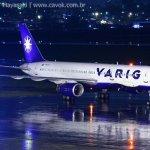 IMAGEM DA SEMANA: O Boeing 757 da Varig