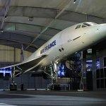 """Concorde """"Sierra Delta"""" mais perto de voar novamente"""