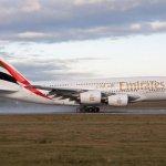 Airbus entrega o 30° A380 para Emirates
