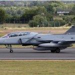 Caças Gripen suecos já estão no RIAT 2010, no Reino Unido