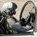 Pilotos dos caças Typhoon em breve aproveitarão a mais recente tecnologia em capacetes