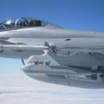 VÍDEO E IMAGENS: Caça Super Hornet da RAAF testa a nova AGM-154C Joint Stand Off Weapon