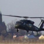 Helicóptero S-70i Black Hawk realiza histórico primeiro voo na Polônia