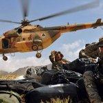 Estudantes de pilotos de helicópteros do Afeganistão lutam para se graduar
