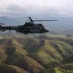 Helibras entrega os três primeiros helicópteros Eurocopter EC725 para as Forças Armadas do Brasil