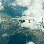 Um ano de operações dos AMX da Força Aérea Italiana no Afeganistão