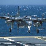Acidente com um Tracker S2T da Armada Argentina