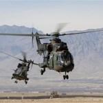 Helicópteros Cougar da Força Aérea Holandesa serão retirados de operação
