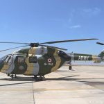 Acidente com helicóptero Dhruv do Exército da Índia