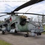 FAB aguarda chegada de mais unidades de helicópteros Mi-35M