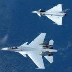 MMRCA: Angela Merkel faz visita à Índia para promover o Eurofighter