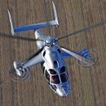 Eurocopter inova e faz demonstração de voo do X3 híbrido e do EC175 no Paris Air Show