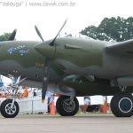 "Lockheed P-38 ""Glacier Girl"" retorna para o AirVenture 2011"