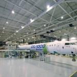 Bombardier cortará produção de jatos regionais