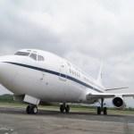 VÍDEO: Avião presidencial VC-96 chega no Museu Aeroespacial