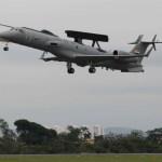 Embraer realiza primeiro vôo da plataforma EMB 145 AEW&C desenvolvida para o Governo Indiano