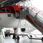 Avianca apresenta seu primeiro de quatro Airbus A320 encomendados