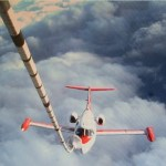 Marinha dos EUA testa Reabastecimento Aéreo Autônomo para o demonstrador UCAS X-47B