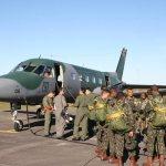 V COMAR coordena treinamento operacional da FAB no RS