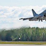 IMAGENS: Raptors da USAF treinam com Eurofighters da Alemanha no Red Flag-Alaska
