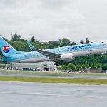 Boeing entrega o primeiro 737-800NG da empresa de leasing Air Lease Corporation