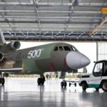 NBAA: Dassault apresenta o 500° jato executivo Falcon 900