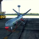FAB perde em acidente um VANT Hermes 450 da Base Aérea de Santa Maria