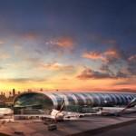 Emirates inaugura terminal exclusivo para o Airbus A380