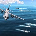Lockheed busca possível consórcio internacional para versão de patrulha marítima do C-130