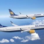Icelandair confirma pedido para 16 aeronaves Boeing 737 MAXs