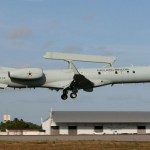 Embraer contrata Saab para modernizar sistema Erieye das aeronaves E-99 da FAB