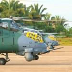 VÍDEO E IMAGENS: Helicóptero AH-2 da FAB intercepta aeronave em Rondônia durante a Operação Ágata 7