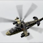 IMAGENS: Helicóptero de ataque russo Ka-52 Alligator vira sensação em Le Bourget