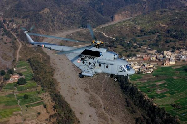 Mi-17 V5. (Imagem: defenceforumindia.com)