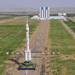 China: Contagem regressiva para nova missão espacial tripulada