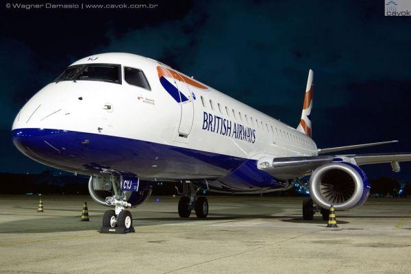 Os passageiros em voo pela British Airways poderão utilizar seus celulares assim que as aeronaves pousarem. (Foto: Wagner Damasio / Cavok Brasil Team)