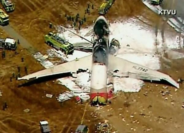 boeing3 600x435 - Acidente com Boeing 777 em San Francisco, EUA