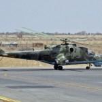 Rússia concorda em vender 38 helicópteros militares para o Sudão
