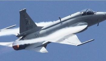 Nigéria pagou US$ 45 milhões por três jatos JF-17 Thunder