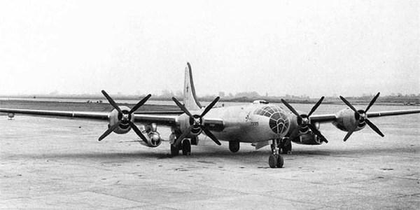 Tupolev Tu-4: engenharia reversa no B-29.