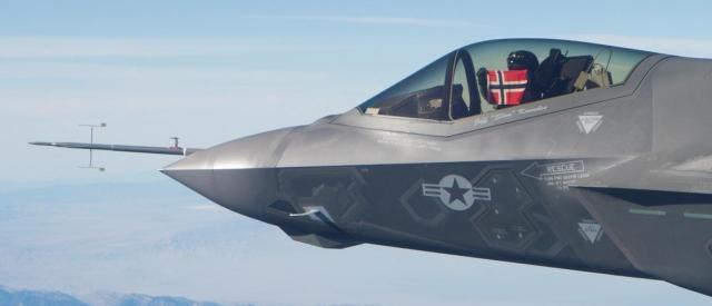 F-35 noruega