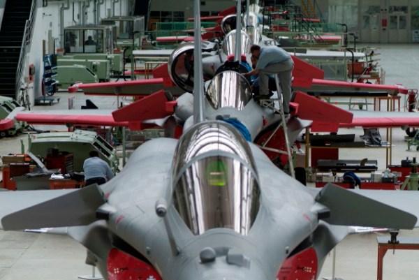 © Sebastien Rande / Cote Cour pour Dassault Aviation