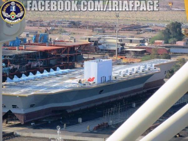 Iranian-carrier