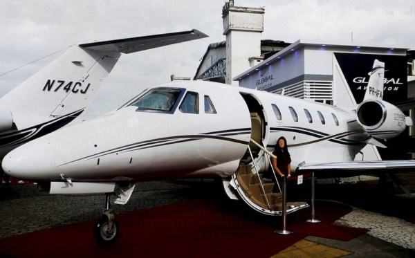 Avião acidentado era o Cessna 560 XL de prefixo PR-AFA